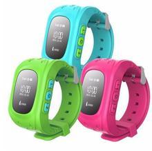 Smart Kid Safe GPS Watch Wristwatch