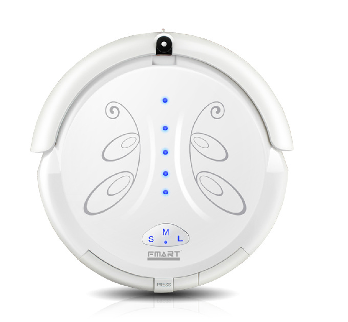 Low Price 6 In 1 Multifunction Robot Vacuum Cleaner (Sweep,Roll, Vacuum,scrape,Mop,Sterilize),2-Way Virtual Wall, Self Charge(China (Mainland))