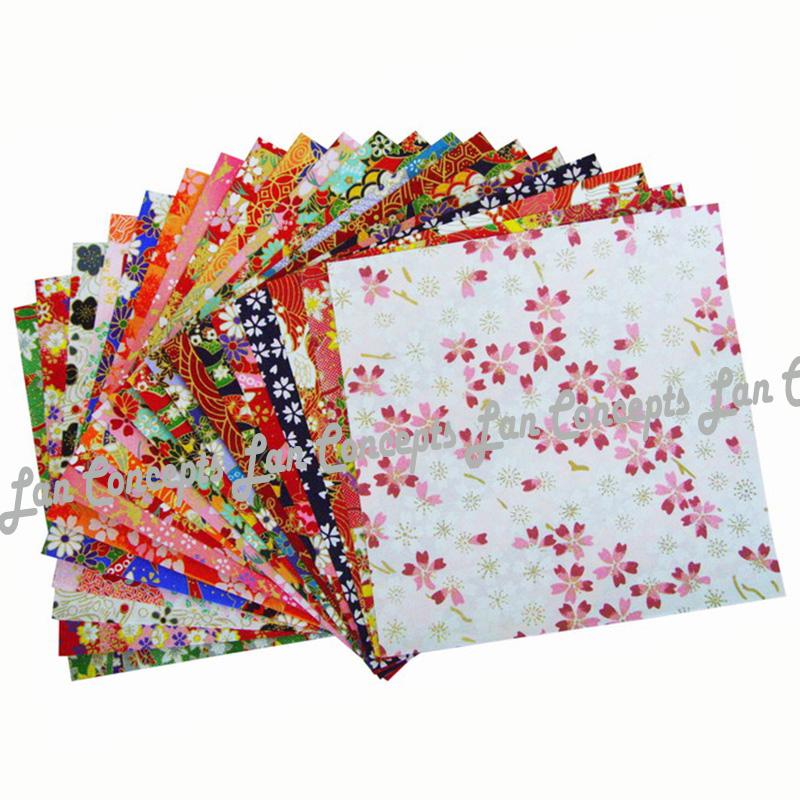 Buying washi paper