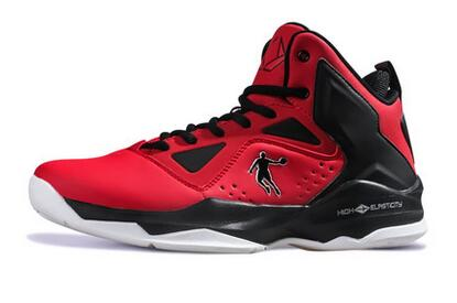 Free shipping 100% authentic Jordan basketball shoes men 2016 new high-top red, black and gold yellow rubber cotton size 6.5-11(China (Mainland))