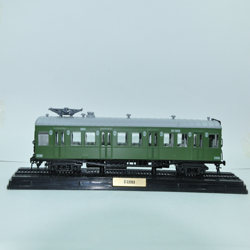 High Quality Model Tram TOYS 1/87 ATLAS LAUTOMOTRICE Z-23303 DELALIGNE DE SCEAUX(1952) COLLECT THE PREFERRED The train model(China (Mainland))