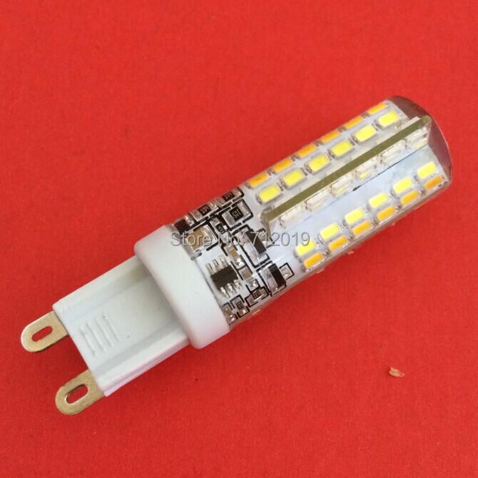 10 High power SMD3014 G9 AC220-240V LED bulb lamp 96leds,3 Colors Corn Bulb Light, dhl - Shenzhen Sunshine Trade Co., Ltd. store