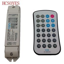 DC5-24V SPI-16 RGB LED controller Magic RF wireless for ws2812/2811/2801,TM1812,TLS3001,LPD6803,9813 led strip(China (Mainland))