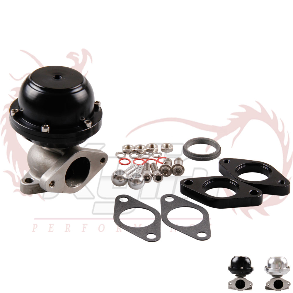KYLIN STORE --- UNIVERSAL TYPE-2 EXTERNAL 38MM 14PSI TURBO WASTEGATE WG BYPASS EXHAUST without any logo(China (Mainland))