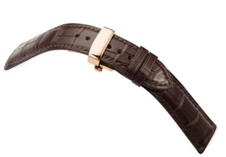 18 мм 19 мм 20 мм 21 мм 22 мм Новый Высокое Качество Аллигатор Крокодиловой Кожи ремешок Для Часов ремешок браслет черный Коричневый ремешок для часов продвижение