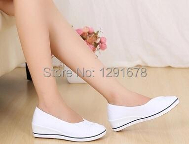 Медсестра обувь белый и черный склон с обувь салоны медсестра отель рабочий обувь ...