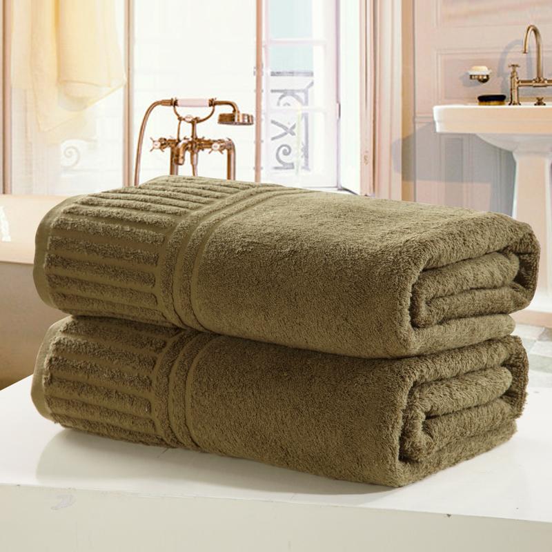 Bath Towel 100 Cotton Plus Size Thick Male Lovers Bath Towel High Quality Bath Towel Inbath