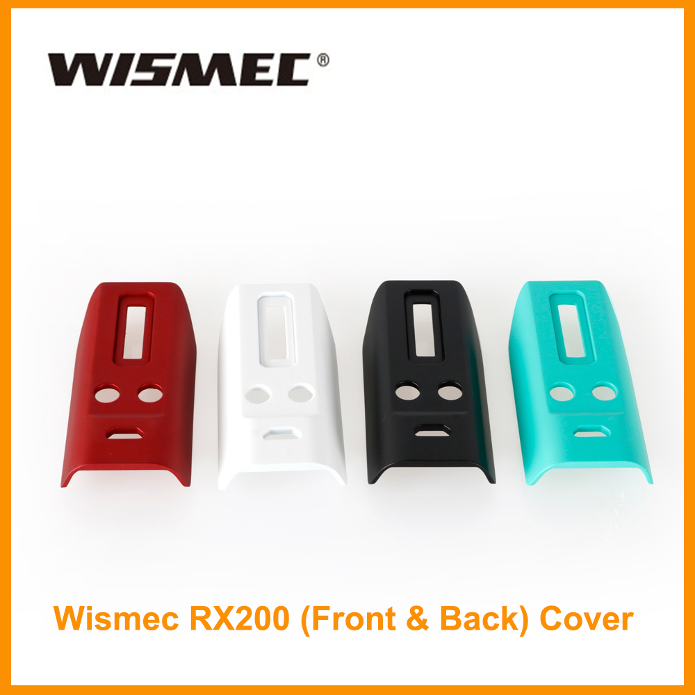 Wismec Reuleaux RX200 Front&Back Cover Replacement Case Vaporizer Accessories New Arrival !(China (Mainland))