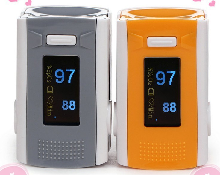 New Finger Pulse oximeter LED screen ,SPO2 CE Auto Power on(China (Mainland))
