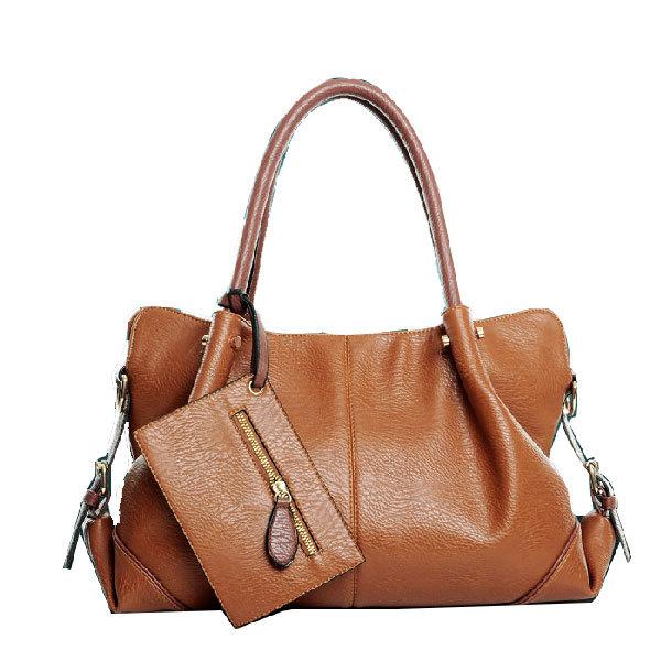 office bag women new 2016 michael handbags women bags tote fashion pu vintage shoulder tote purse bags women famous brands Z5(China (Mainland))