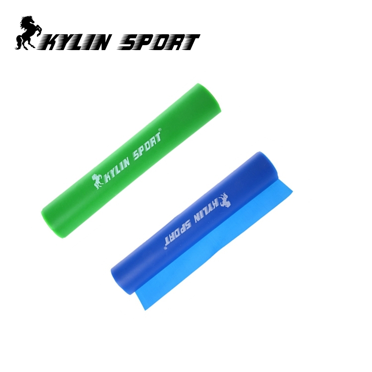 set of 2 stretch women or men 1.5m pull rope by yoga resistance band power training for wholesale and free shipping kylin sport(China (Mainland))