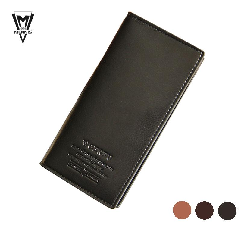 Wholesale OL magic solid men wallets long Zipper soft male clutch bag thin brand leather portfolio male purse clip for money(China (Mainland))