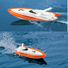 2015 Hot Sale 4CH Remote Control High Speed Big RC Racing Boat For Kids Children Original Packing Gifts Free Shipping Wholesale(China (Mainland))