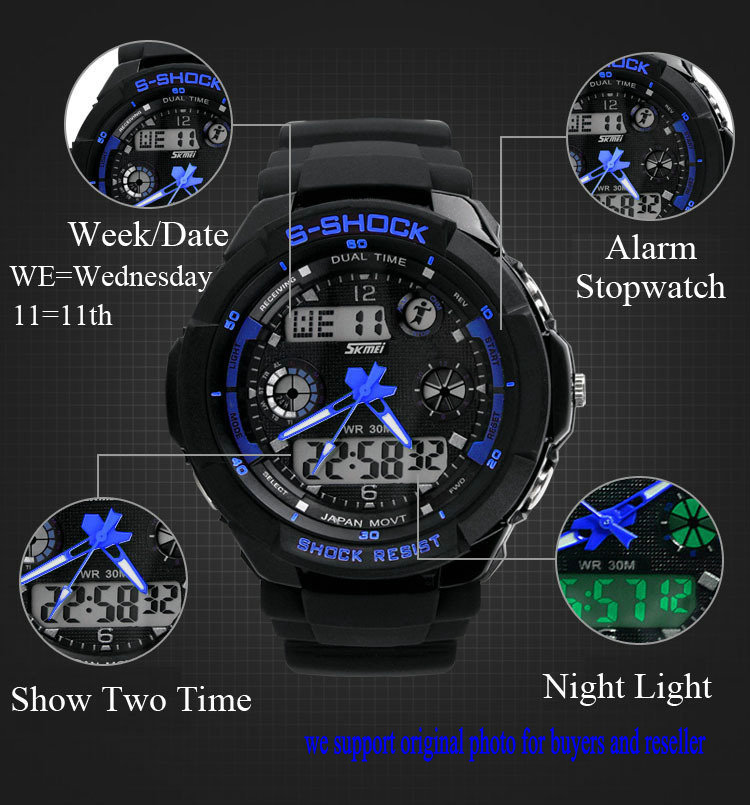 Часы S Sport инструкция