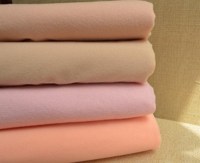 4pcs 45*45cm Doll Skin Cotton Fabric Meter Plush Fleece Telas Tissus Patchwork Sewing Textiles Handmade Tela Peluche Costura(China (Mainland))