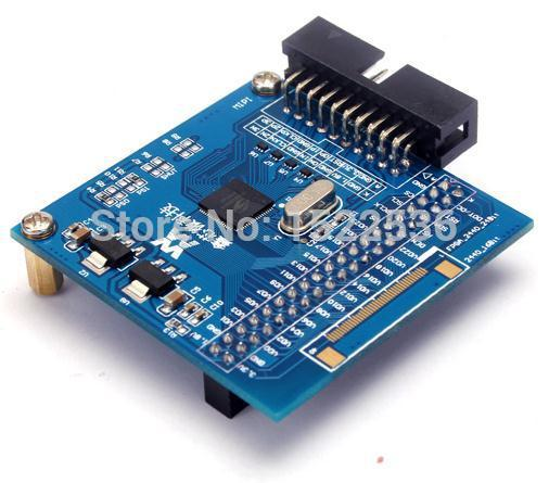SSD2828 bridge board, supportable MIPI 4 lane, QHD HD FHD, can use for LCD test jig or other study/development(China (Mainland))