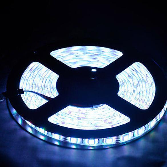 5M SMD 5050 LED Strip Light RGB Non Waterproof 300LEDs LED Flexible Tape DC 12V Warm White/Cold White/Red/Green/Blue led ribbon(China (Mainland))