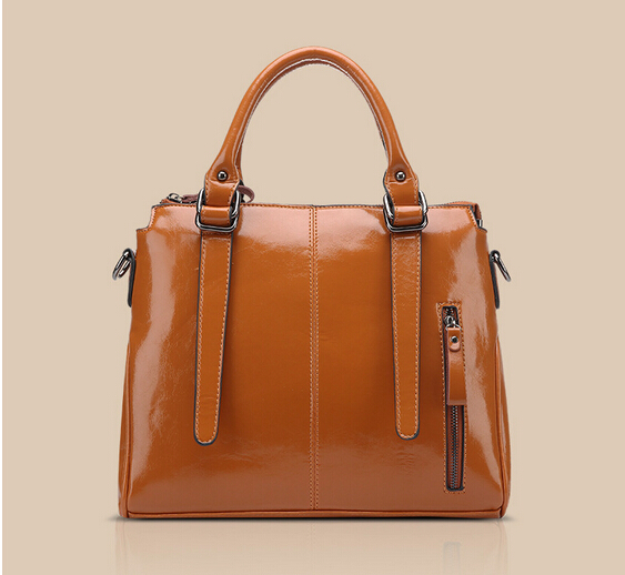 100% Genuine leather Women handbags Wholesale new leather bag and handbag Crossbody Bag Lady explosion(China (Mainland))