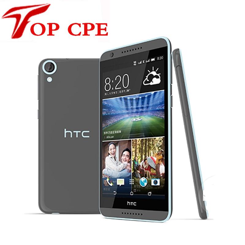 "Original HTC Desire 820 Dual sim Mobile Phone Octa Core 5.5"" Qualcomm Android 4.4 13.0MP RAM 2GB ROM 16GB Refurbished phone(China (Mainland))"