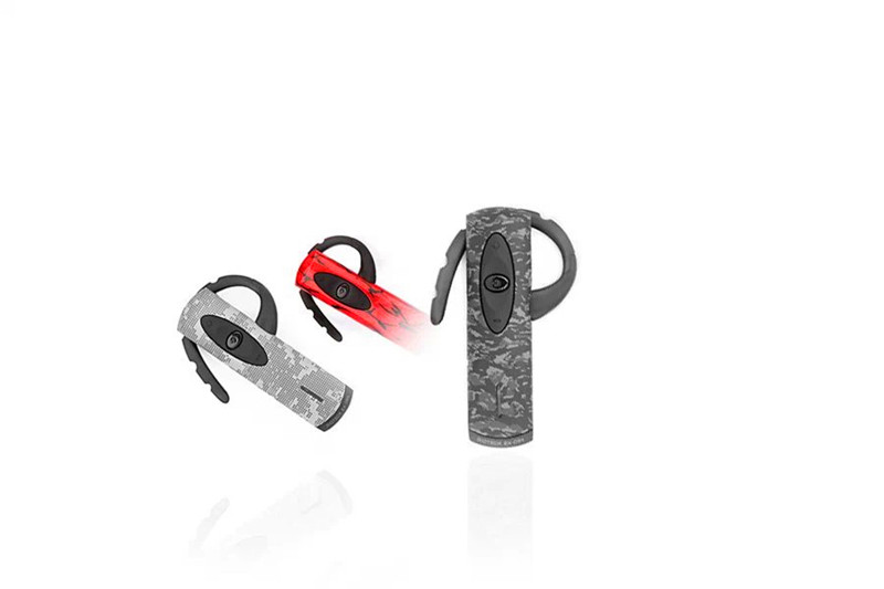 Cool Brand EX02 Stereo Bluetooth Video Games Headset with Black/Red/Desert Camouflage Faceplates for Sony Play Station 3 / PS3(China (Mainland))