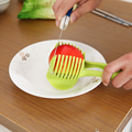 Handheld Creative Kitchen Fruit Vegetable Shredder Slicer Orange Lemon Tomato Cutter Cake Slicer Mult function Kitchen