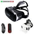 Original Shinecon VR 2 0 3D Glasses Virtual Reality Google Glass Head Mount VR Headset vrbox