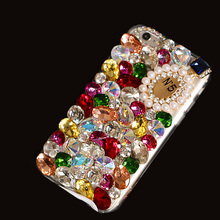 Buy 3D Rhinestones Hotfix Phone Cases ZTE Blade L3 Jewelry Coque Fox Head Perfume Bottle N5 Decor Covers for $5.08 in AliExpress store