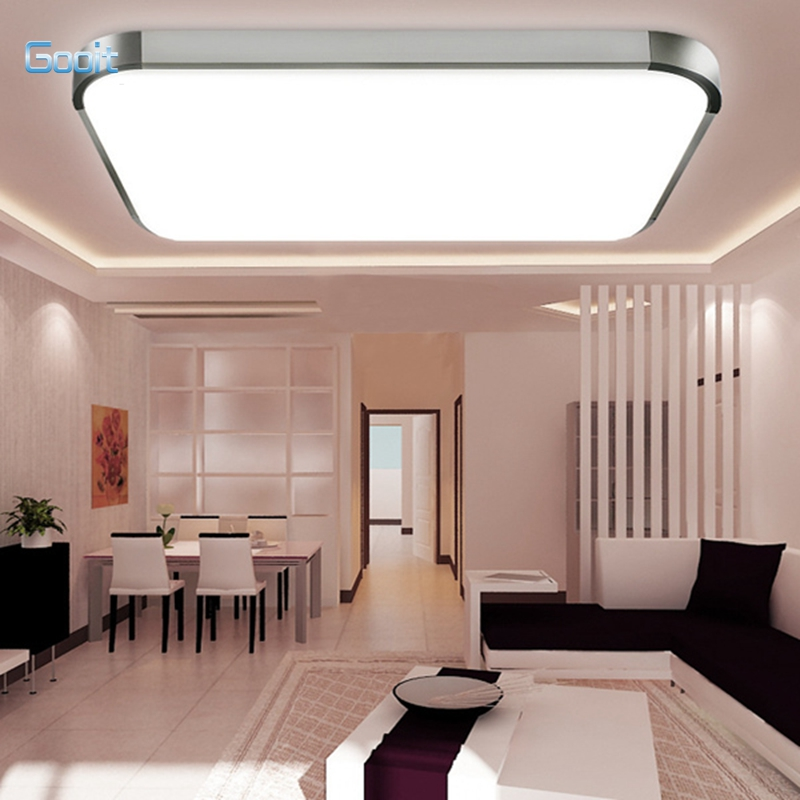 12W/18W/24W/32W Aluminum Alloy Acrylic SMD5730 LED Ceiling Light Application lamps For Indoor 85-265V(China (Mainland))
