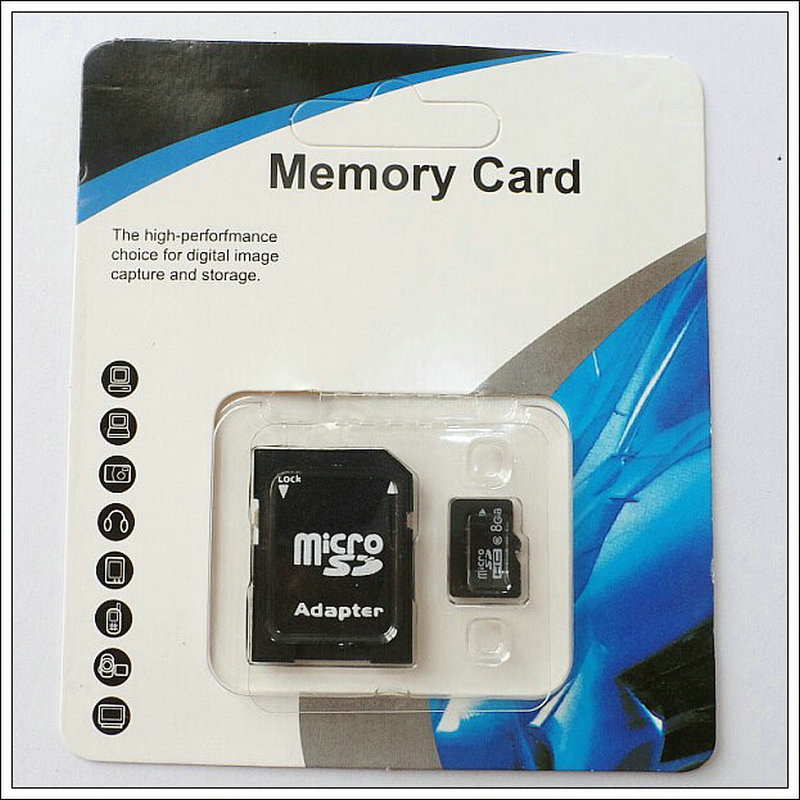 Wholesales-2GB 4GB 8GB Memory card 16GB 32GB 64GB 128GB class10 micro sd card for cell phones tablet + package adapter(China (Mainland))