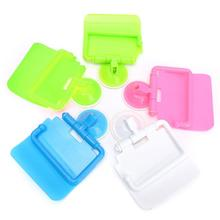 Sucker Waterproof Cover Toilet Paper Holder Wall Mounted Tissue Box Bathroom Supplies