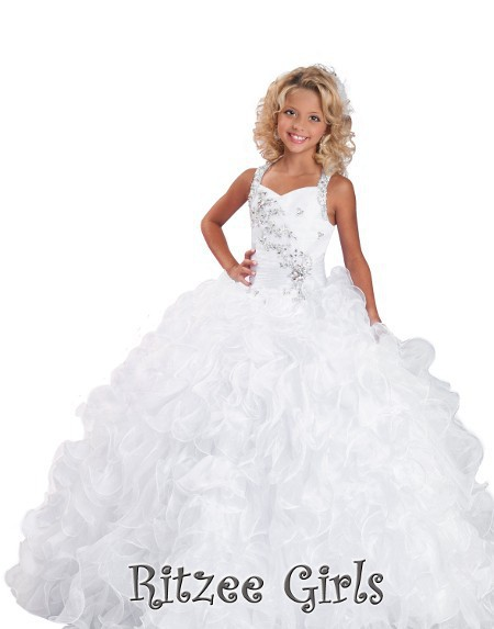 Robe fillette mariage pas cher