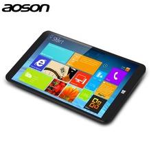 New Arrival Aoson R83 8 inch IPS 1280*800 Intel Z3735F Windows 8.1 Bluetooth Tablet PC 1GB 16GB 2.0M Camera 6000mAH Battery