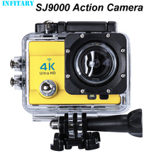 Buy Hot Sale Action Cam WIFI Camera Ultra HD 4K camera 2.0 inch 30FPS 16MP Extreme Sports Camera Waterproof 30M Sport Camera for $47.07 in AliExpress store