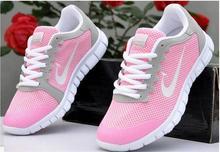Neue Leichte Atmungsaktive Schuhe Frau Freizeitschuhe Erwachsene Schuhe 2015 Heißer Verkauf Werbe(China (Mainland))