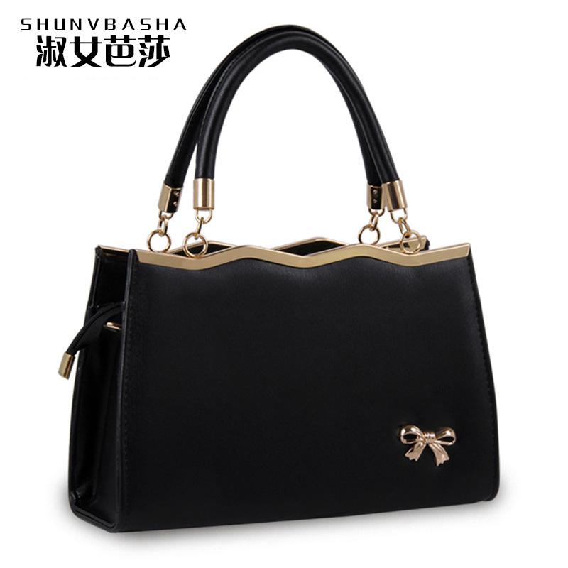 Socialite Style Bag Luxury Designer Handbags 2016 Hot Sale Messenger Bags Women PU Leather Handbags High Quality Crossbody Bag(China (Mainland))