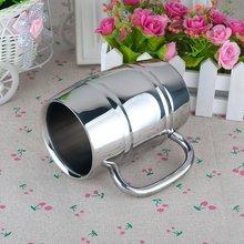 Stainless Steel Mug Coffee Mug Double Walled Beer Mug Drinkware Free Shipping