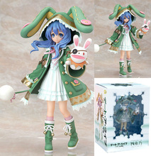 Free Shipping Anime Date A Live Yoshino 1/8 Scale Painted PVC Action Figure Collectible Model Toy 18cm KA0116