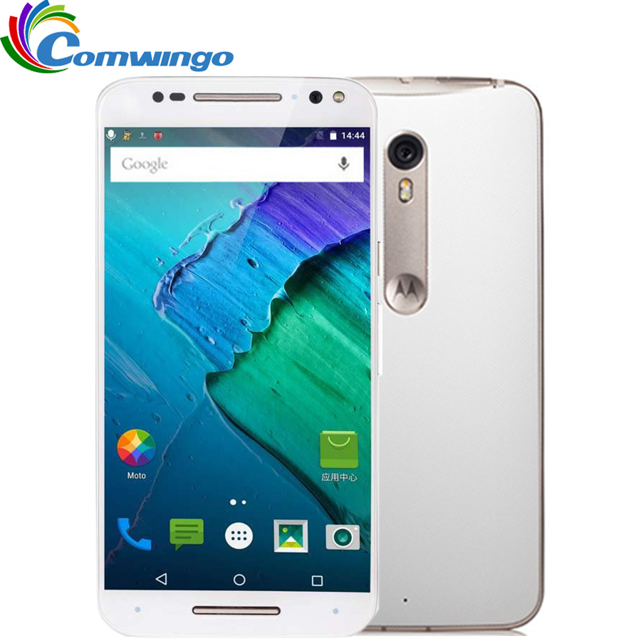 "Original Motorola X Style XT1575 3GB RAM 16GB/32GB/64GB ROM Hexa Core 4G LTE Cell Phone 5.7"" 21MP moto x style XT1575(China (Mainland))"