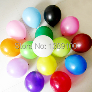 HOT 100pcs/Lot 1.8g 10inch Latex Helium Inflable Ball Ballon Wedding party decoration birthday decoration balloon wedding arch(China (Mainland))