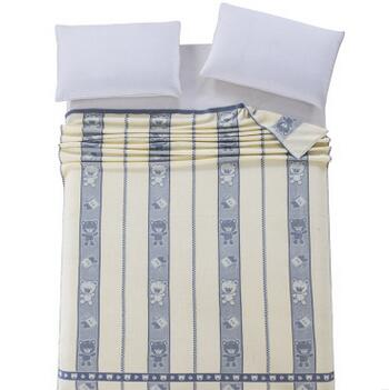 Air Conditioning Thin Summer Blankets On The Beds Warm And Soft Throw Blanket Throw Towel Blanket Cover(China (Mainland))