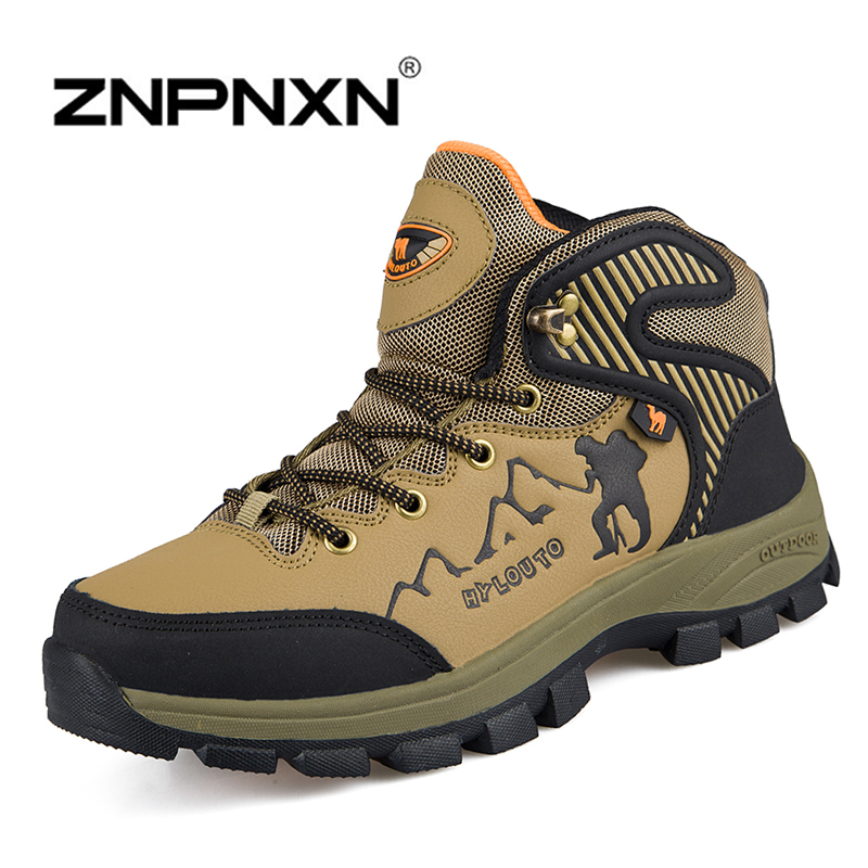 2014 New Mens Shoes Brand Hot Sale Waterproof Outdoor Hiking Shoes Athletic Shoes Breathable Mountain Climbing Boots<br><br>Aliexpress