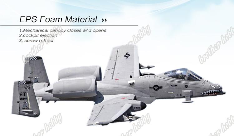 Aliexpress.com : Buy RTF A10 Thunderbolt II (Warthog) 12CH ...