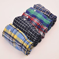 2017 The New 5pcs Lot Loose Shorts Men S Panties Cotton The Large Comfortable And