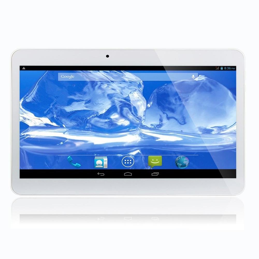 10 Inch Quad core Android4.4 Tablets pc 1GB 16GB 2GB 32GB 1024*600 LCD  GPS Bluetooth FM 2 SIM Card Phone Call  Smart Tab Pad