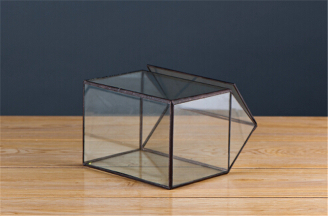 gro handel coole mini handgemachte tabletop glas gr ne. Black Bedroom Furniture Sets. Home Design Ideas