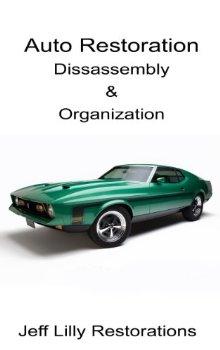 Auto Restoration, Dissassembly & Organization...(China (Mainland))