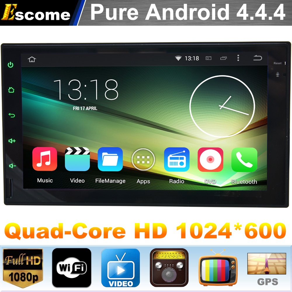 2Din Quad Core Pure Android 4.4 Car DVD For NISSAN QASHQAI 2007-2010 SUNNY 2005-2011 X-TRAIL 2001-2011 With 16G Memory Radio GPS(China (Mainland))