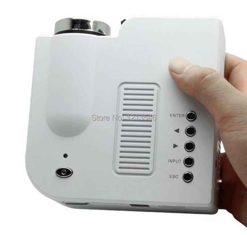 UC28+ LED Domestic Projector, High Definition Mini Projector For Home DA1063<br><br>Aliexpress