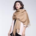 Pure Wool Lattice wool Scarf Autumn Winter Warm Unisex Plaid Scarves Hot Sale Free Shipping