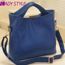 LADY STYLE 2015 fashion women leather handbag elegant shoulder bag Women messenger bags  pu HAD599(China (Mainland))